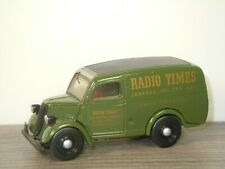 1950 Ford E.83.W Van Radio Times - Dinky DY DY4 *41694