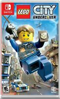 LEGO City Undercover Nintendo Switch Brand new Sealed