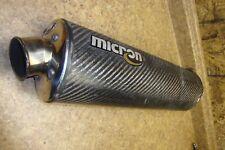 2001 Yamaha FZS1 FZ1 FZ 1 FZS1000 1000 Fazer Exhaust System Muffler Micron Pipe