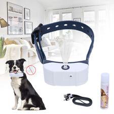 Pet Dog Control No Barking Collar Rechargeable Spray Dog Training Collar LO