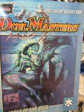 Duel Masters-Secrets Of The Deck Spell Caster Activity Book-Ages 4-12