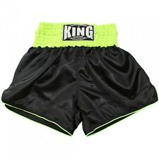King Thai Shorts KTBS 36, Gr. S - XXL. Muay Thai, Kickboxen, MMA, Sanda, BJJ