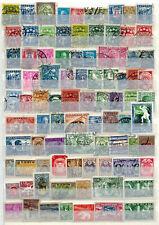 Baltikum bis 1939 ESTLAND LETTLAND UND LITAUEN Briefmarken Lot gestempelt,ungebr