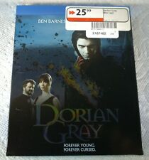 Dorian Gray (Blu-ray, 2011, Canada) with Slipcover NEW