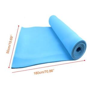 Yoga Pad Mat 6mm 180cm Exercise Pilates Fitness Gym mat