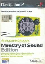 Moderngroove - Ministry Of Sound Edition PS2