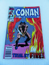 Conan The Barbarian 230.  - Marvel 1990 -  FN +