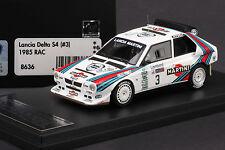 Lancia Delta S4 **Martini** #3 1985 RAC Rally -- HPI #8636 1/43