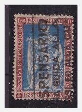 REGNO 1928 - EMANUELE FILIBERTO  Cent. 20 dent 13 3/4    Usato