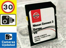 NISSAN lcn3 v5 2020 Connect 3 di navigazione SD CARD Europe GERMANY