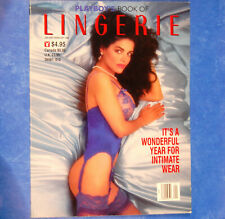Playboy's Book of Lingerie V.23 1992 Jan/Feb Tera Tabrizi Cover Very Good