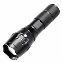 Tactique Ultrafire 50000Lumens T6 LED Zoomable 18650 Lampe Torche Lampe UK