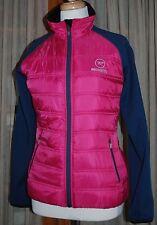 Rossignol Clim Light Loft Ski Jacket - Insulated - Women's Size M Medium - PINK