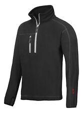 Snickers 8013 AIS Fleece Jacket Snickers Mens Fleece SnickersDirect Black