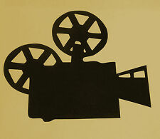 Movie,Projector,Camera,Theater,Reel,Director,Metal Art,Hollywood,Producer,Sign