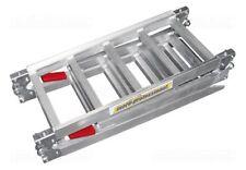 Alu-Auffahrrampe TRIPLE für Motorräder, ATV, etc., Aluminium