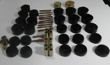 1978-1988 G-Body Reproduction Polyurethane Body Mount Bushings Kit with Bolts
