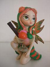 """Fairy """"Rainbow Sherbet"""" by Myka Jelina Gift Boxed Mysticalls Fantasy/Fairy"""