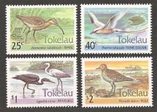 Tokelau Vögel Wasservögel Reiher u.a. 1993 ** Mi. 196/99