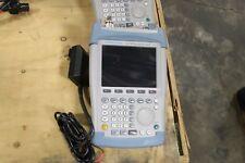 ROHDE & SCHWARZ FSH3 3 GHz Spectrum Analyzer