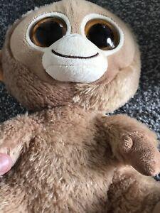 """Aurora Cuddly Friends 8"""" Monkey Soft Toy"""