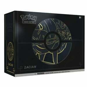 Pokemon - Sword & Shield - Elite Trainer Box Plus - Zacian