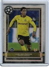 2020 21 Topps Museum Champions Soccer Jude Bellingham BASE ROOKIE RC 54