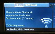 BMW OEM E90 E91 E92 E93 E60 E61 3 & 5 Ser X1 Basic Hands-Free Bluetooth Retrofit