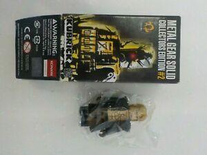 N MGS Metal Gear Solid Collector Edition #2 Liquid Snake Kubrick Medicom