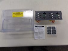 BLUE SEA SYSTEMS 8096 POWER DISTRIBUTION PANEL 6 POSITION MARINE BOAT