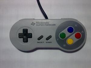 Nintendo Super Famicom controller. Original from Japan