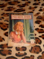 PREMIERS EMOIS - Anne Claire - Le Petit Livre, Ferenczi, 1953