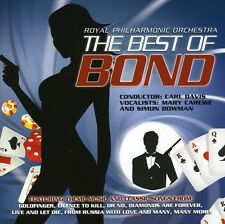 Royal Philharmonic Orchestra - Best of James Bond [New CD] Germany - Import