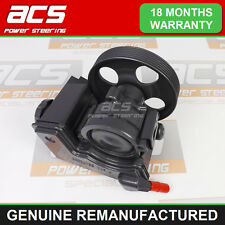 PEUGEOT 206 CC POWER STEERING PUMP 2.0 PETROL 2000 TO 2005 - RECONDITIONED