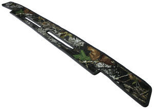 NEW Mossy Oak Camouflage Tailored Dash Mat Cover / Fits 87-95 JEEP WRANGLER YJ