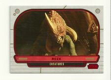 Topps Star Wars Galactic Files RED Foil Parallel #301  REEK   #28/35