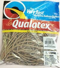 Qualatex Mocha 160Q Entertainer Balloon 100 ct.