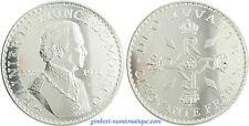 ESSAI  MONACO  RAINIER  III   50  FRANCS  ARGENT   1974  ,  FLEUR DE COIN