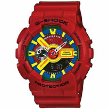 New Casio G-shock GA-110FC-1 Hyper Colors Rare Big Face Men Watch