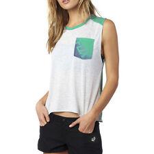 Fox Sleeveless T-Shirts for Women