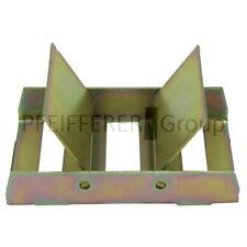 Verbindungsschnalle für Weidezaun 5x Bandverbinder bis 40mm mit Nase verzinkt