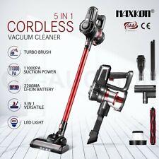 Maxkon 5in1 Cordless Vacuum Cleaner 11kPa Handheld Stick Cleaner w/HEPA Filter