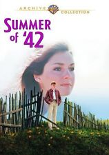 THE SUMMER OF 42 (1971 Jennifer O'Neill) - Region Free DVD - Sealed