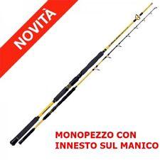 NOVITA' CATGEAR  XROCK VERTICAL SILURO BARCA 180cm  200gr  POTENTISSIMA