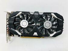 MSI GeForce GTX 1050 Ti 4GB 4GT Dual Fan Graphics Card