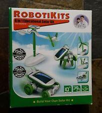 Robotikits 6 in 1 educational solar kit