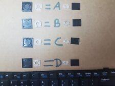 Dell Latitude E7240 E7420 E7440 E5540 E5440 Back Lit Clave cualquier no 12 14