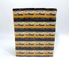20 Rolls- Kodak TMax 100 Expired film lot ~36 exp TMX 135-36 Best By 9/2006