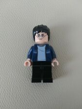 New ListingLego Harry Potter 10217 4840 Dark Blue Jacket Stripe Harry Potter Minifigure