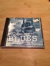 Comin' Home To The Blues Volume 3 [III] CD Various Artists Hooker, Waters & More